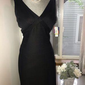 Very sexy dress size 14 brack.